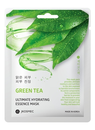JKOSMEC Jkosmec Green Tea Ultimate Hydrating Mask Renksiz